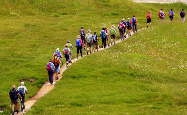"""Dal 30 settembre al 13 ottobre parte """"Il Quadrante dei Cammini dell'alto Piemonte"""""""