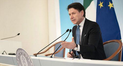 """Giuseppe Conte: dal 10 marzo tutta Italia è """"zona protetta"""""""