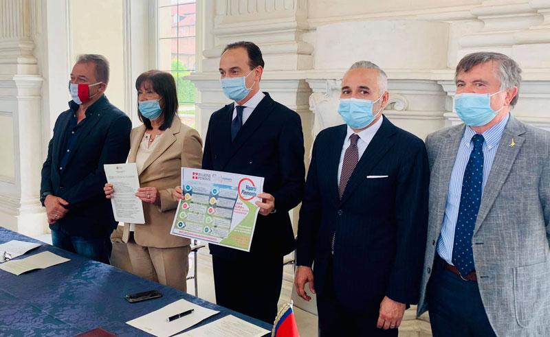 Alberto Cirio stanzia 1,5 milioni per le Pro Loco del Piemonte