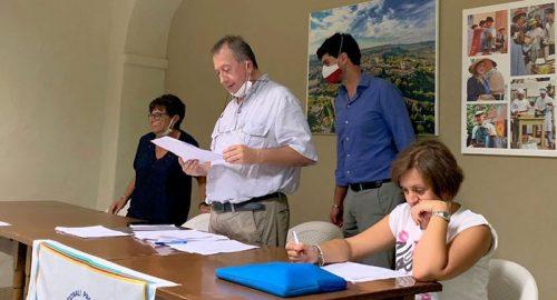 Primo Consiglio Regionale di Unpli Piemonte