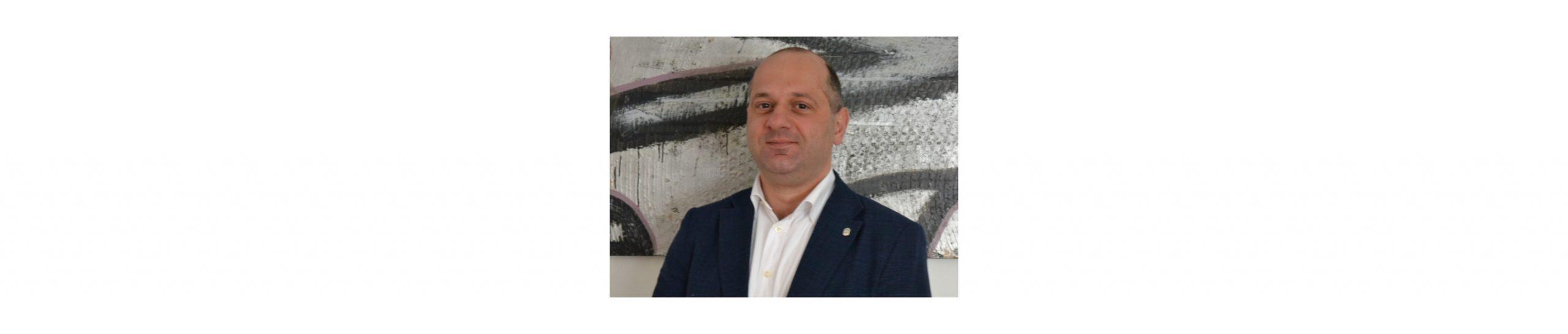 """Conosciamo la giunta regionale: Stefano Raso. """"Uno sviluppo positivo per il territorio""""."""