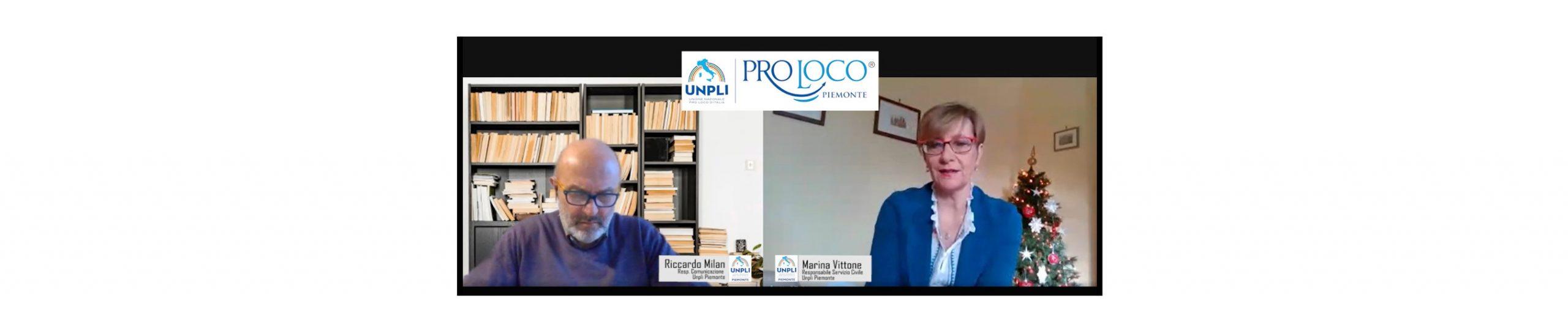 Dai 18 ai 28 anni: Servizio Civile anche nelle Pro Loco Piemontesi. Obiettivo mappare il patrimonio enogastronomico tradizionale. Milan intervista la responsabile Marina Vittone.