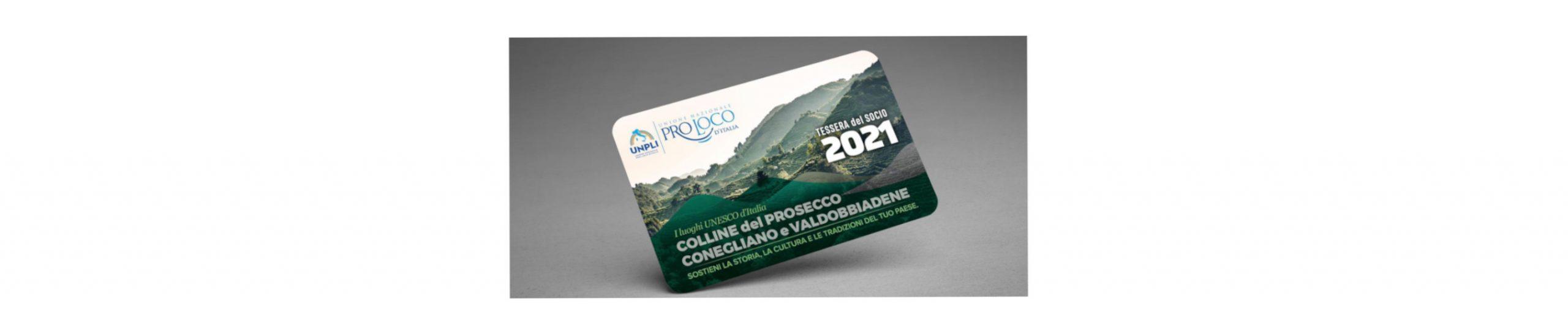 La Tessera del Socio Parla di Noi. Partito anche in Piemonte il tesseramento Pro Loco 2021. All'insegna del patrimonio materiale ed immateriale
