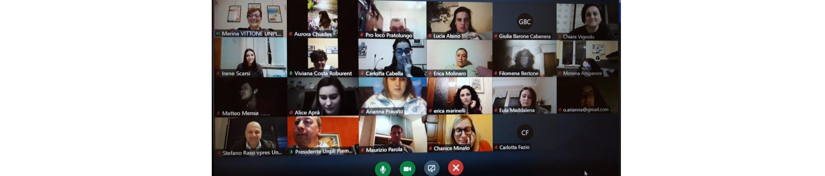 """Un anno di servizio civile. Sul nostro canale YouTube le testimonianze dei ragazzi UNPLI Piemonte 2020. Vittone: """"Con il Servizio Civile le Pro Loco guardano al futuro""""."""