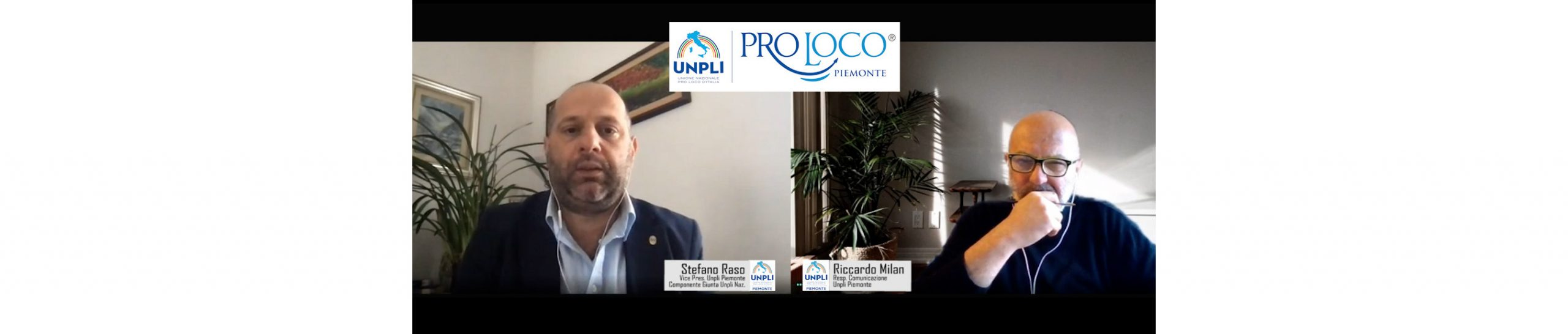Dipartimenti: come sta agendo l'Unpli. Video intervista a Stefano Raso