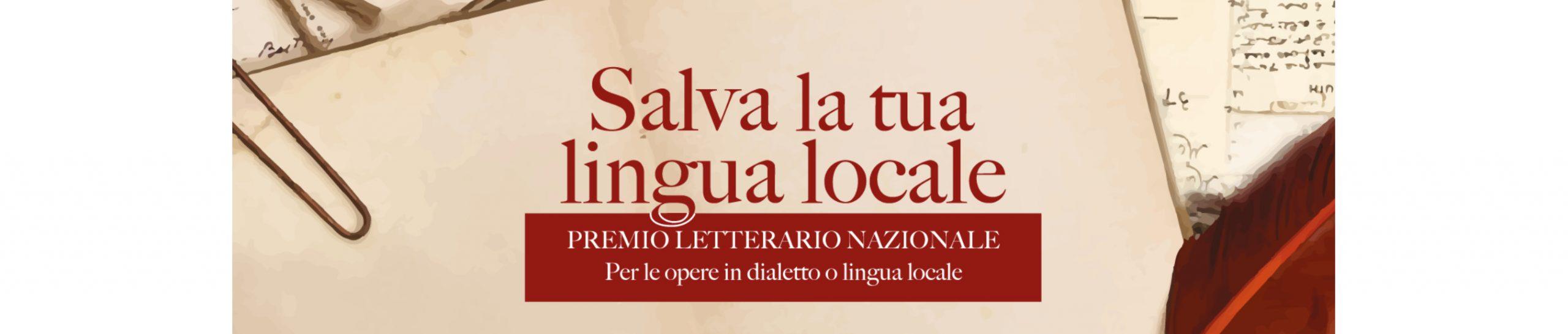 """Salva La Tua Lingua Locale 2020 parla anche piemontese. Lo Scrittore Novarese Luigi Ceresa fra i Finalisti del Premio Letterario """"Salva la tua lingua locale""""."""